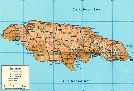 Information & Recommendation - Paradise Vacations Jamaica - Taxi ...