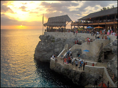 Negril Beach & Sightseeing Tour & Rick's Cafe - Paradise Vacations Transport Service Montego Bay, Jamaica - St. James PO # 2, Jamaica West Indies -  http://www.paradisevacationsjamaica.com; E-mail: paradisevacationsja@yahoo.com
