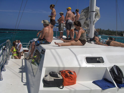 Cool Running's Party Boat - Paradise Vacations Jamaica